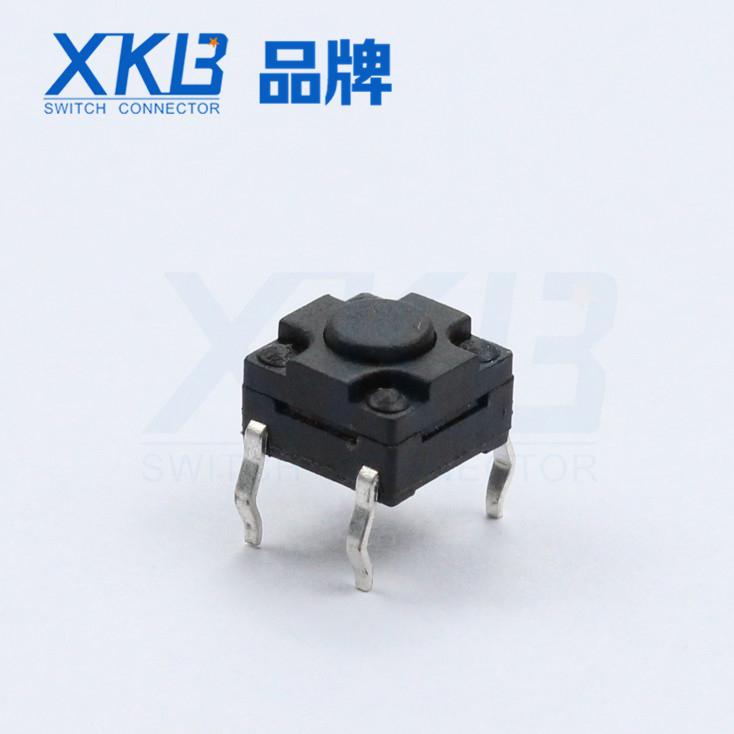 插脚型轻触开关TC-FS66D-X-X 防水 www.xk-dg.cn