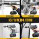供应 电动扳手20V锂电充电式冲击扳手架子工专用电动风炮电动工具