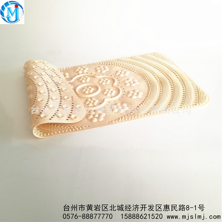专业生产PVC镂空防滑垫模具 注塑模具定制工厂 质优价实 品质上乘