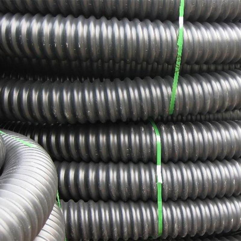湖南碳素波纹管 埋地穿线管 碳素管厂家直销现货