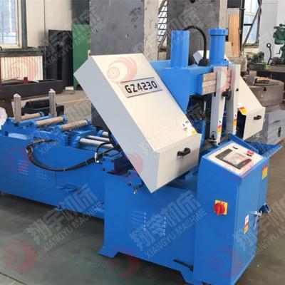 供应 厂家优质GZ4230小型卧式金属带锯床