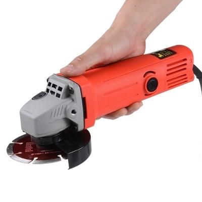 供应 多功能家用磨光机手磨机抛光切割打磨机角