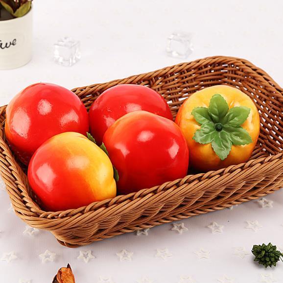 供应 仿真西红柿蕃茄假蔬菜泡沫模型饭店装饰酒店餐厅装修布置橱窗展示