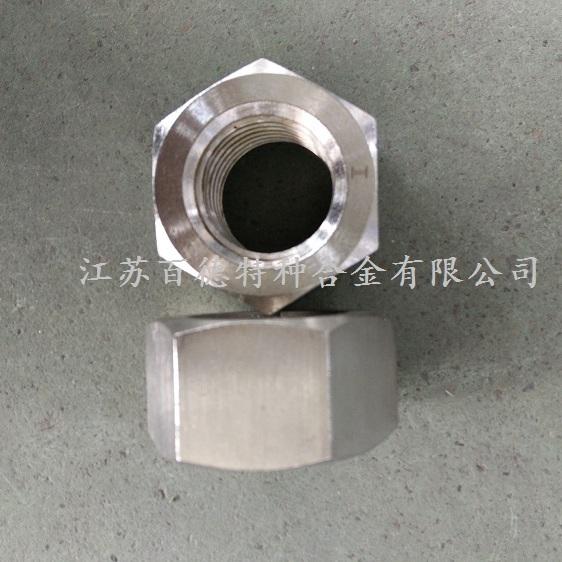 百德供应Hastelloy B六角螺栓螺母哈氏合金紧固件