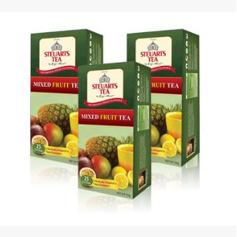供应 一件代发 锡兰红茶 袋泡茶 奶茶原料专用 斯里兰卡进口杂果味红茶