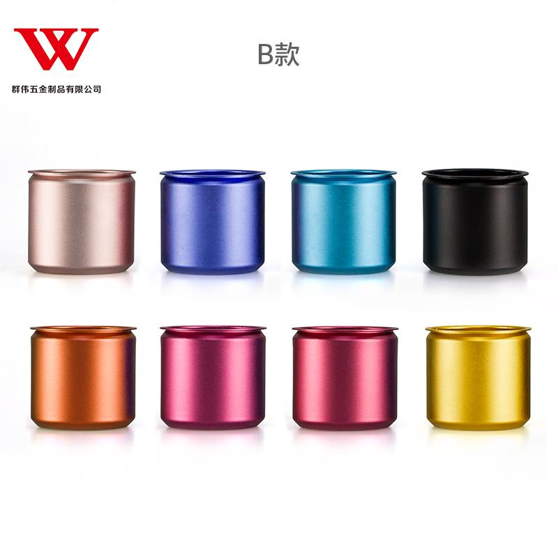 小罐茶铝罐厂家 封口膜定制 茶叶包装定制礼盒