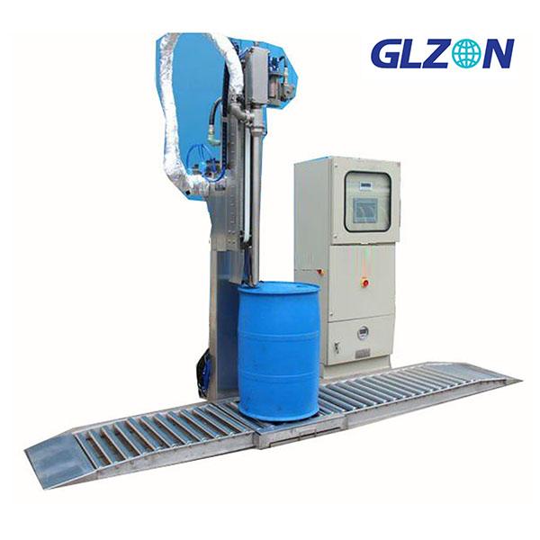 建筑液体胶水灌装机桶装