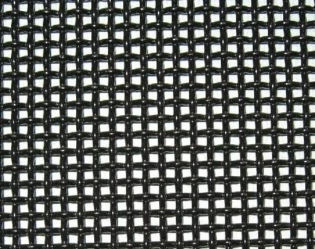 黑色不锈钢绳网?那是什么?为什么是黑色的?