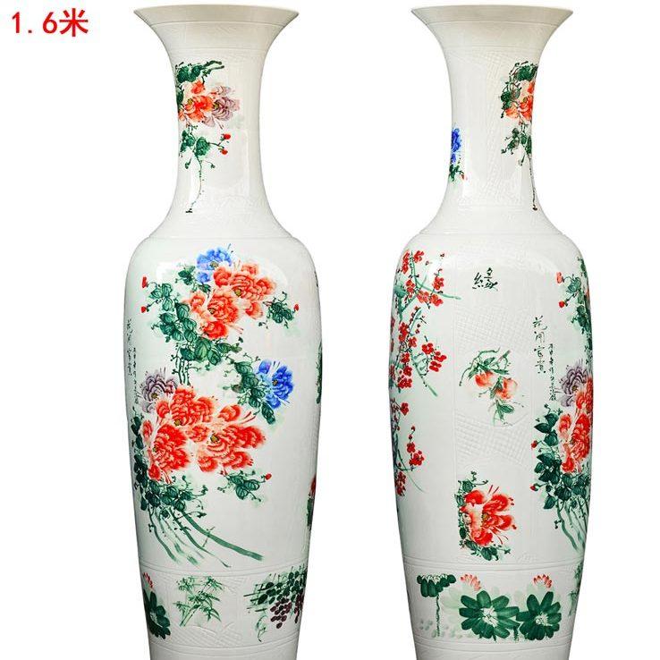 陶瓷落地大花瓶-大花瓶品牌圖片價格 大花瓶擺件批發廠家