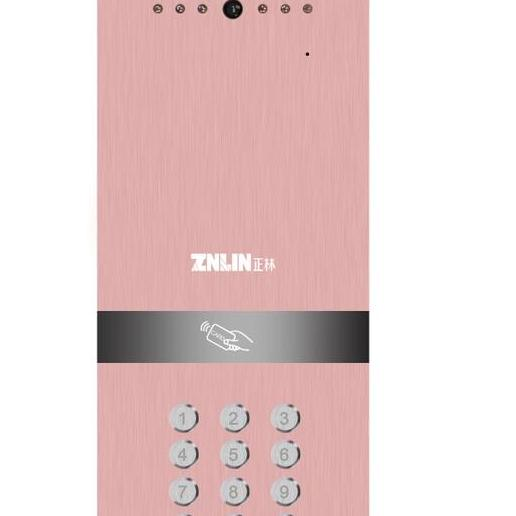 手机APP远程操控可视对讲开门 APP云对讲设备供应商 全数字楼宇对讲双系统品牌