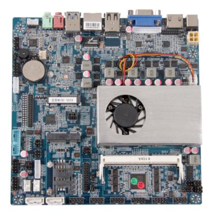 ITX-3855UT-6CD8 高清单机广告机主板 数字标牌广告机主机板