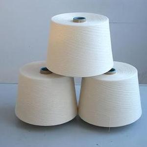 粘胶羊毛混纺纱32支40支现货 羊毛混纺纱 -海盐金溢绢纺直销