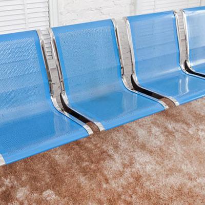 3人连排椅不锈钢公共座椅银行车站机场等候椅医院候诊椅沙发联体