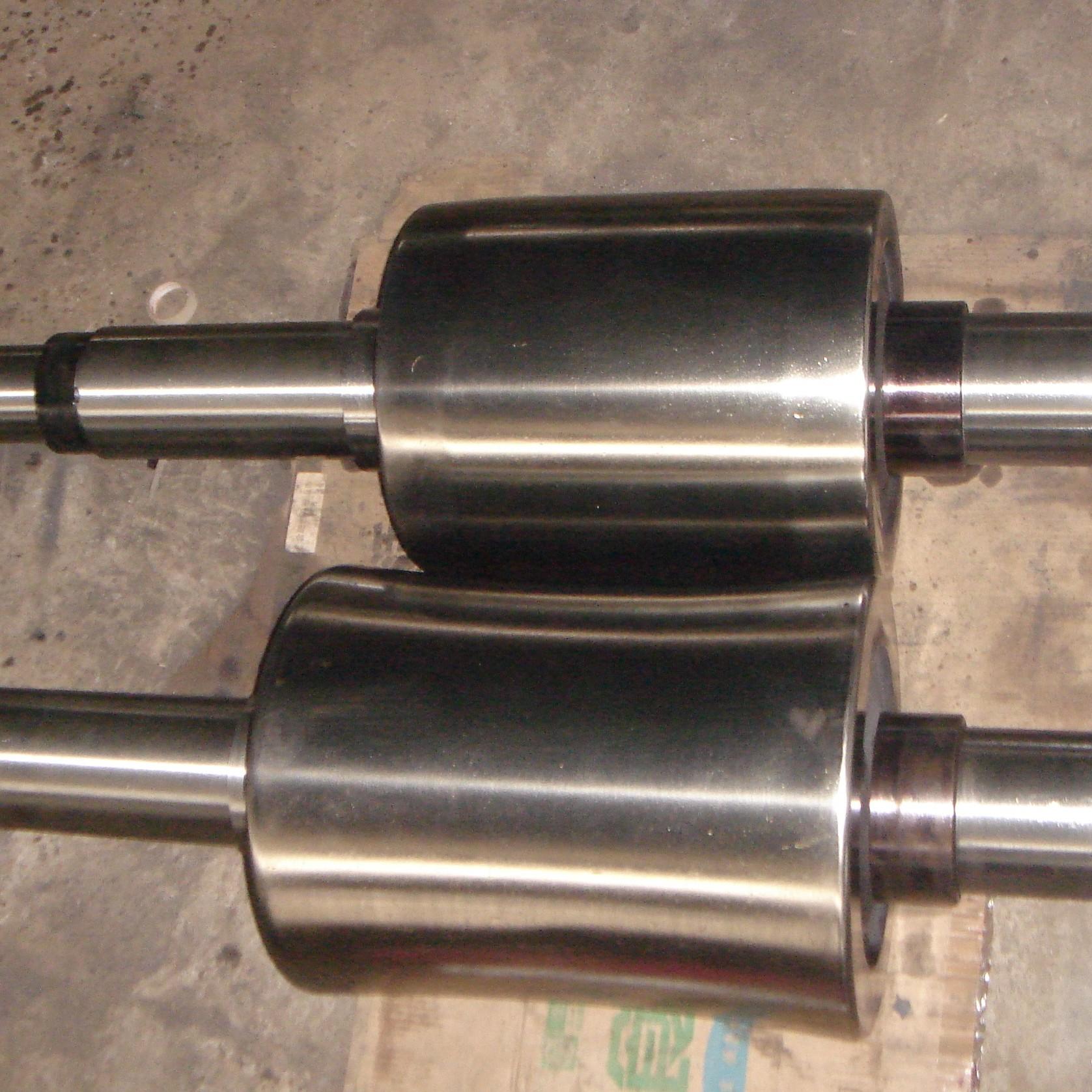 无锡矫直辊厂家旋力供应轧辊凹凸辊耐磨两辊矫直辊