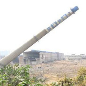 达州市水泥烟囱拆除施工单位专业快速