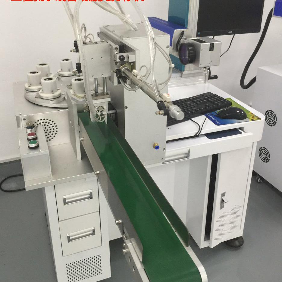 激光打标机简单方便实用就选天策激光高速灵活稳定质量有保障