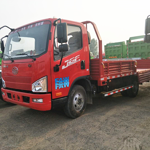 一汽解放J6F4.2米载货车