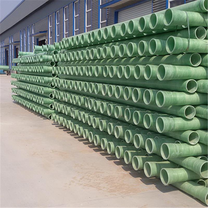 广西玻璃钢管厂家 玻璃钢夹砂管工厂直销