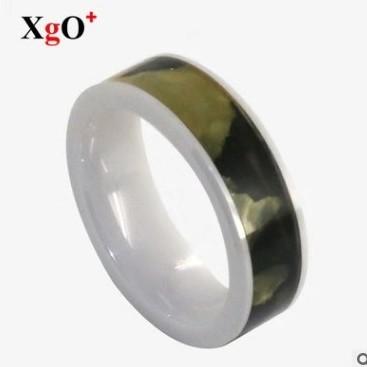 智能戒指 时尚简约IC和ID智能芯片门禁智能卡指环 流行智能首饰