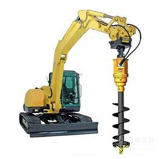 工程灌注桩采用螺旋钻和旋挖钻