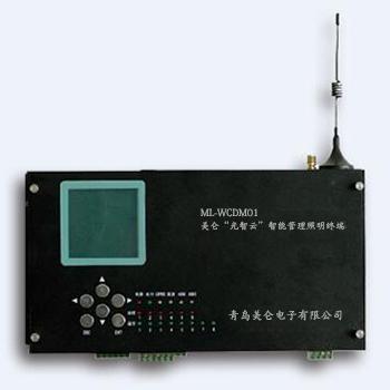 路灯控制系统 路灯远程智能控制器 智能景观照明控制系统 LED控制器