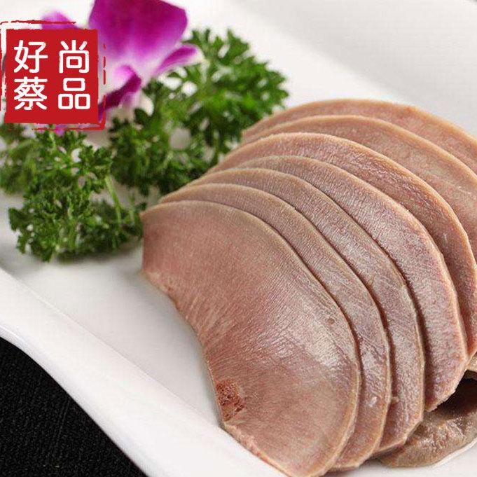 尚好菜 供应香脆猪舌 适用各个餐饮行业 半成品