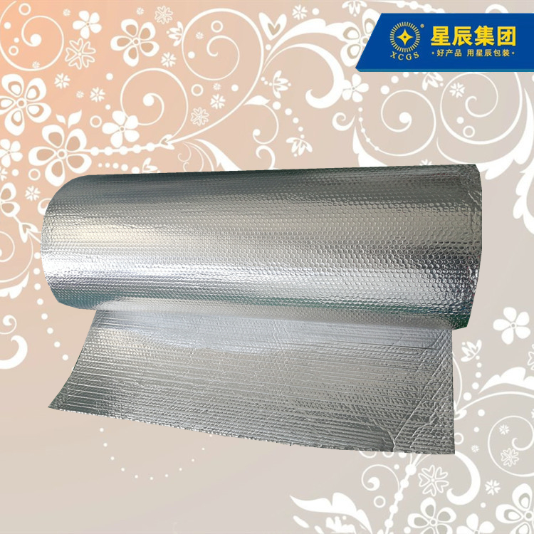 小气泡铝隔热毯 长输低能耗热网抗对流层