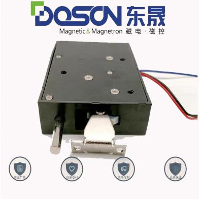厂家供应工业电磁锁 存包柜电控锁 快递柜电磁锁