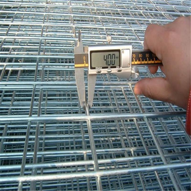 奧科加工定做鍍鋅地暖網片 浸塑防護網片 建筑鋼筋網片 量大從優