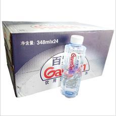 供应 百岁山 饮用矿泉水348ml 24瓶 整箱
