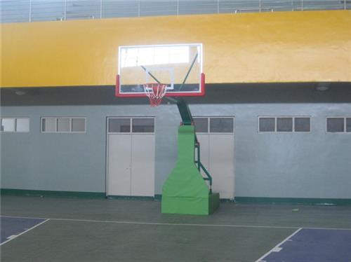 籃球架維修換籃球板_籃球架維修_時遷體育器材(在線咨詢)