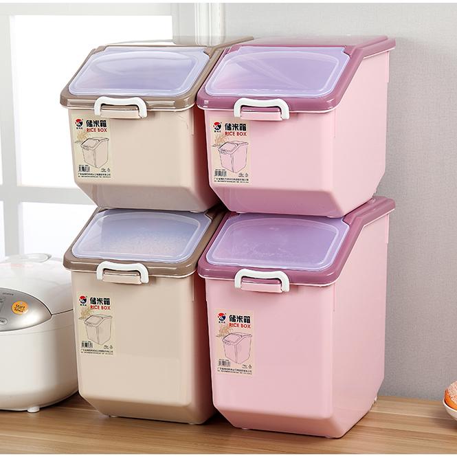 密封防虫防蛀五谷杂粮面粉储米箱米桶