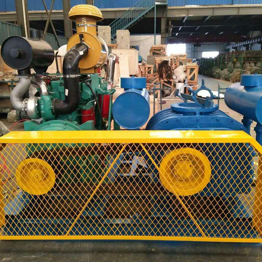 章丘厂家直供鱼塘增氧罗茨风机|山东瑞拓风机