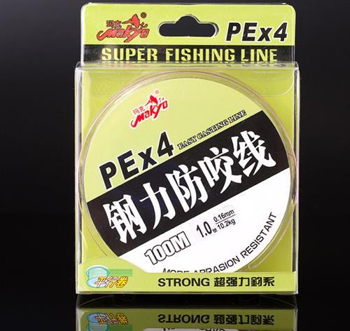 日本进口鱼线,玛克渔具专业贴牌代加工,日本进口鱼线价格