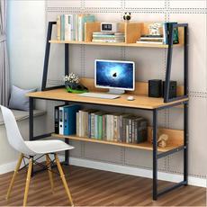 供应 电脑桌简易家用电脑台式桌书桌书架组合桌子经济型办公桌