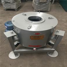 一次过滤80斤离心式滤油机