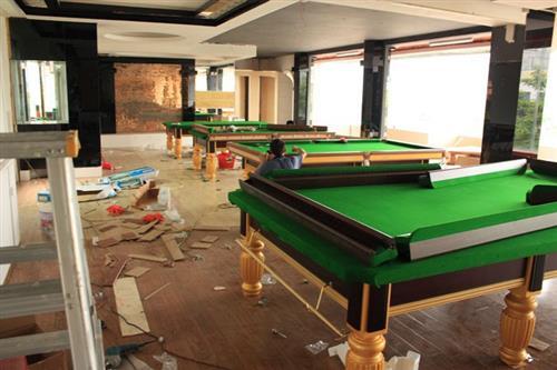新年优惠(图)、美式台球桌厂、连南台球桌厂
