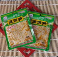 供应 文鸿油焖笋 休闲食品 即食竹笋福建特产酱腌
