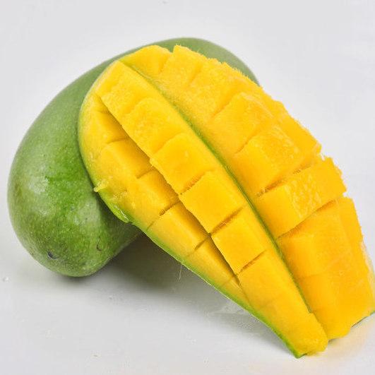 廣西那坡小金煌芒果 新鮮水果 那坡特產 美味水果