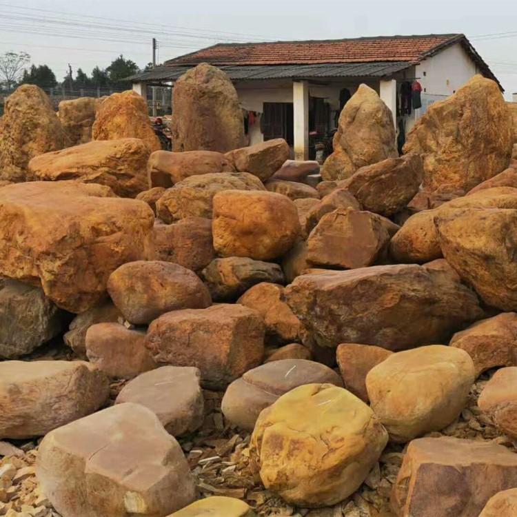 黄蜡石鹅卵石砾石厂家要涨价了 大量可电话咨询 24小时在线订购