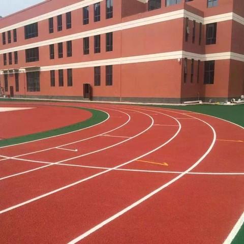 苏州塑胶跑道 塑胶地坪施工厂家 幼儿园塑胶彩色操场