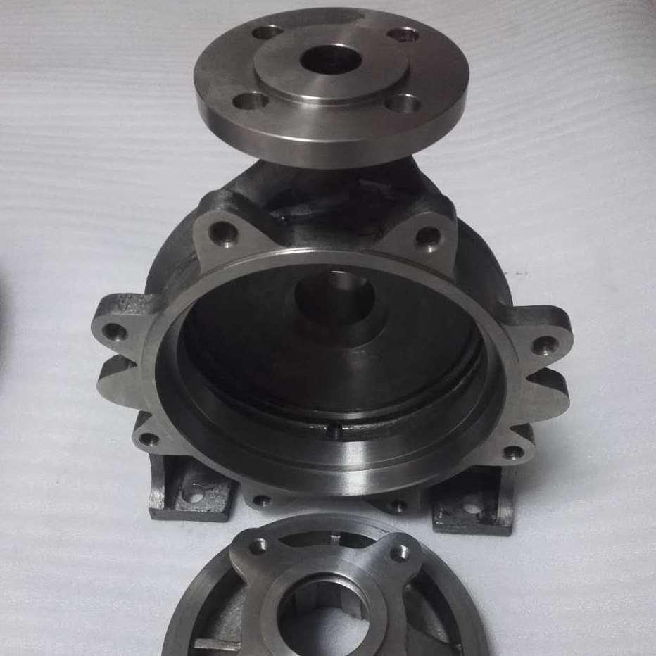 钛化工泵配件钛叶轮钛泵体钛泵盖